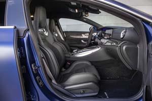 Foto Interiores (13) Mercedes Amg-gt-4p Dos Volumenes 2019