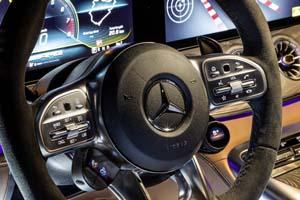 Foto Interiores (5) Mercedes Amg-gt-4p Dos Volumenes 2019