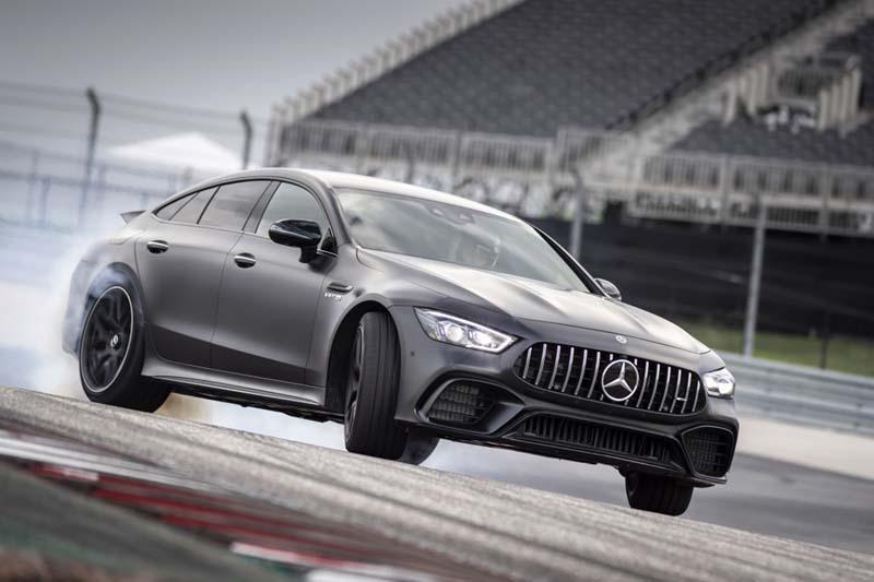 Foto Exteriores (13) Mercedes Amg-gt-4p Dos Volumenes 2019