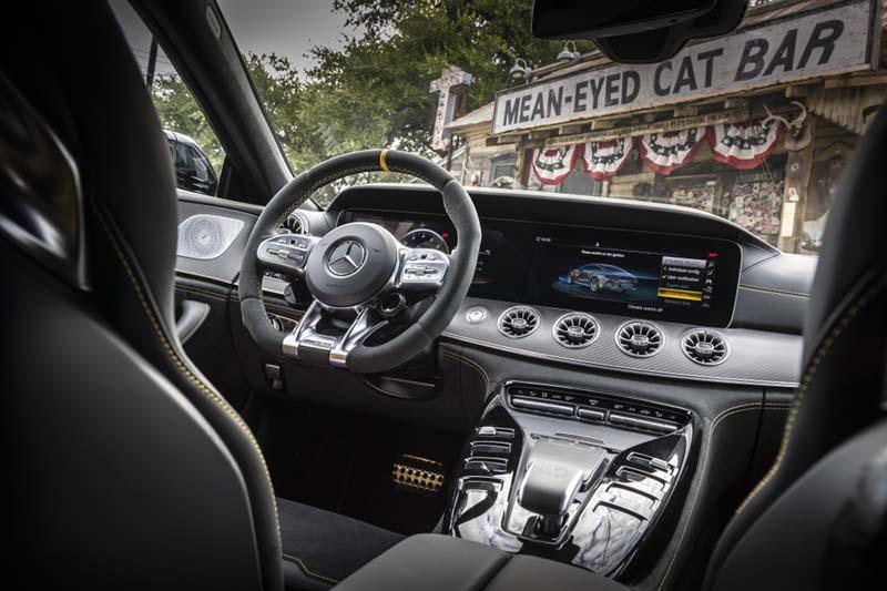 Foto Interiores (10) Mercedes Amg-gt-4p Dos Volumenes 2019