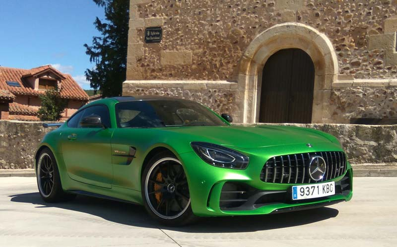 Foto Exteriores (22) Mercedes Amg-gt-r Cupe 2017