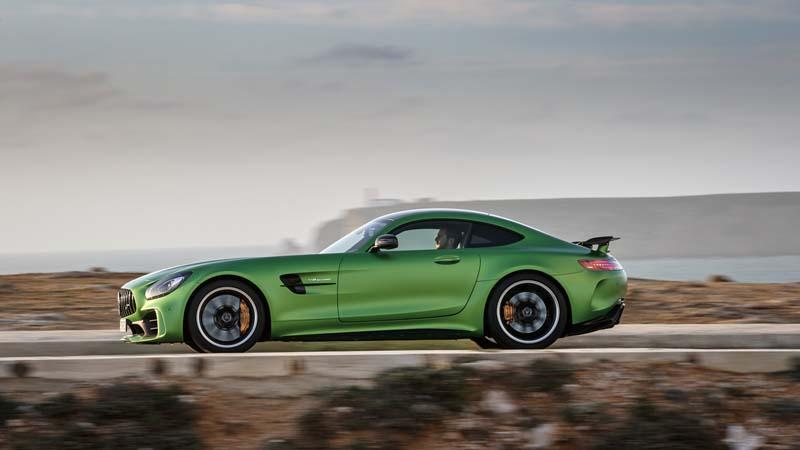 Mercedes-AMG GT R, prueba a fondo