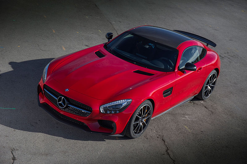 Foto Exteriores Mercedes Amg Gt R Render Cupe 2016