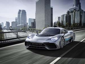 Foto Delantera Mercedes Amg-project-one Concept 2017