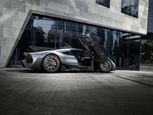 Foto Exteriores (3) Mercedes Amg-project-one Concept 2017