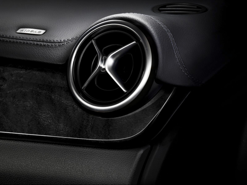 Foto Detalles08 Mercedes B Class Monovolumen 2011