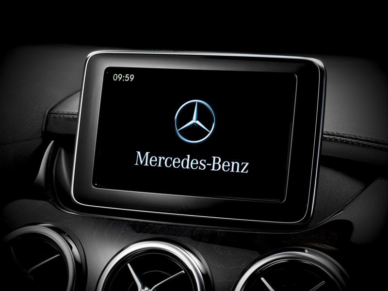 Foto Detalles10 Mercedes B Class Monovolumen 2011