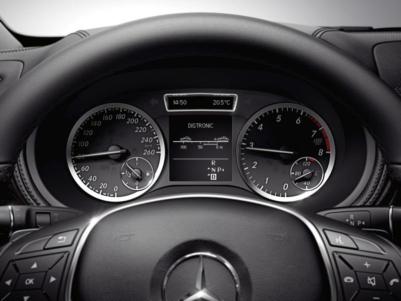 Foto Detalles22 Mercedes B Class Monovolumen 2011
