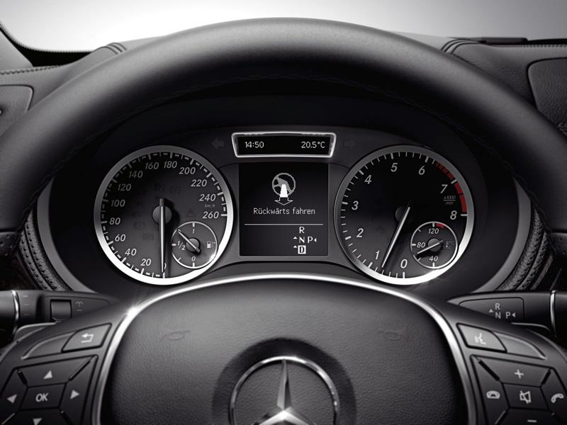 Foto Detalles27 Mercedes B Class Monovolumen 2011
