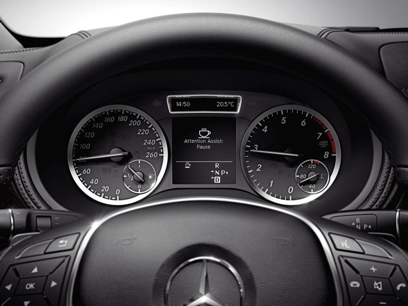 Foto Detalles28 Mercedes B Class Monovolumen 2011