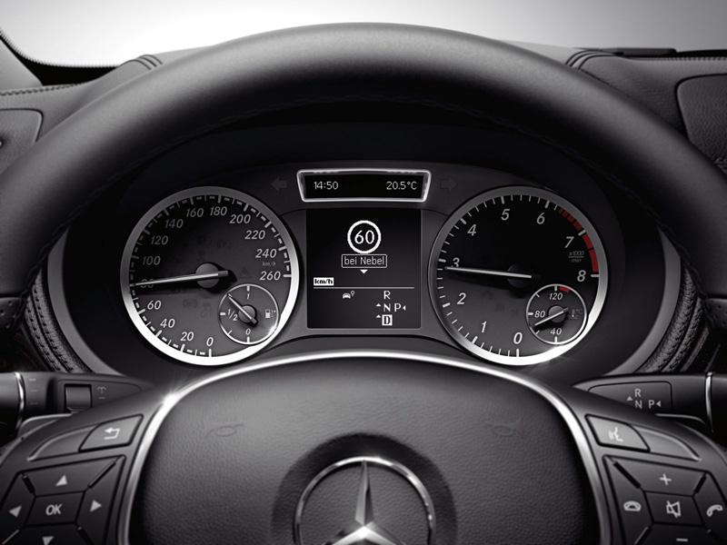 Foto Detalles31 Mercedes B Class Monovolumen 2011