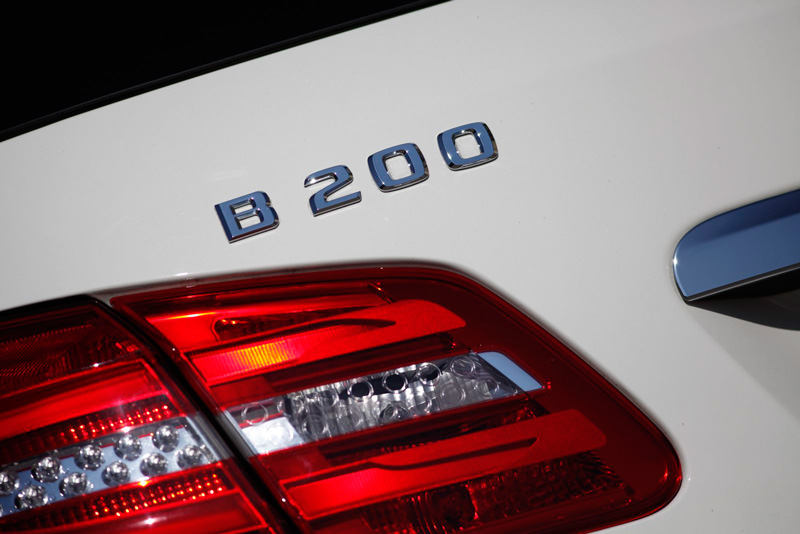 Foto Detalles81 Mercedes B Class Monovolumen 2011