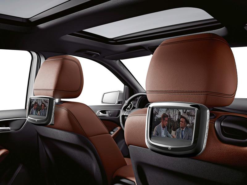 Foto Interiores12 Mercedes B Class Monovolumen 2011