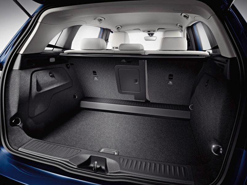 Foto Interiores15 Mercedes B Class Monovolumen 2011
