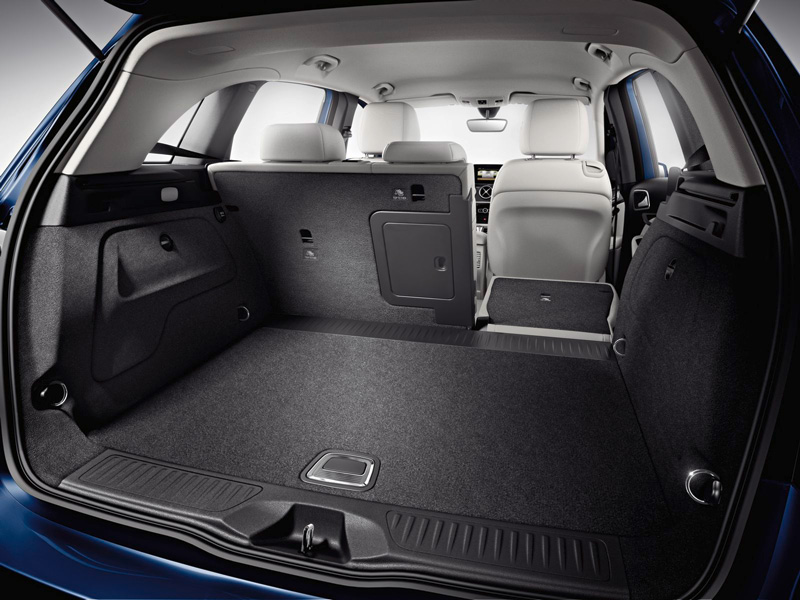 Foto Interiores17 Mercedes B Class Monovolumen 2011