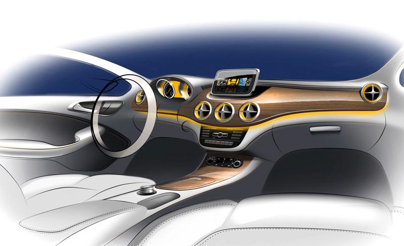 Foto Tecnicas07 Mercedes B Class Monovolumen 2011