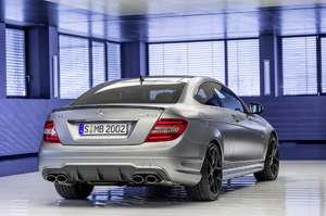 Foto Exteriores (6) Mercedes C-63-amg-edition-507 Cupe 2013