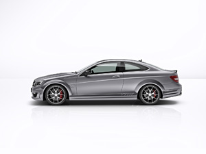 Foto Perfil Mercedes C-63-amg-edition-507 Cupe 2013