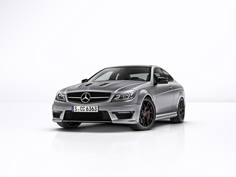 Foto Exteriores Mercedes C 63 Amg Edition 507 Cupe 2013