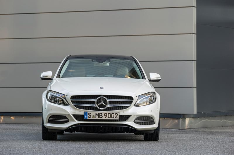 Foto Exteriores Mercedes C Class Berlina 2013