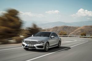 Foto Exteriores (11) Mercedes C-class Berlina 2014
