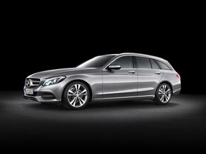 Foto Exteriores (2) Mercedes C-class Familiar 2014
