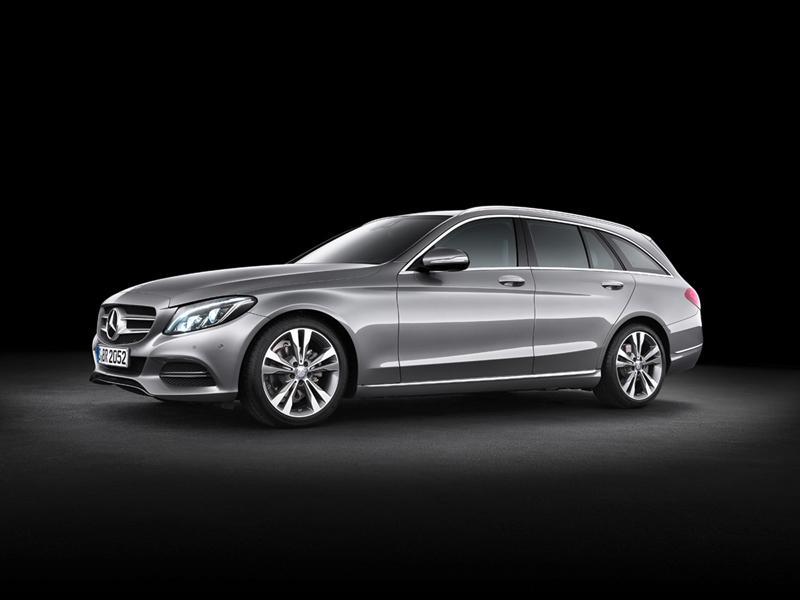 Foto Exteriores Mercedes C Class Familiar 2014