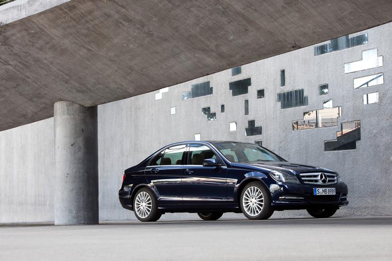 Foto Exteriores Mercedes C Class Sedan 2011