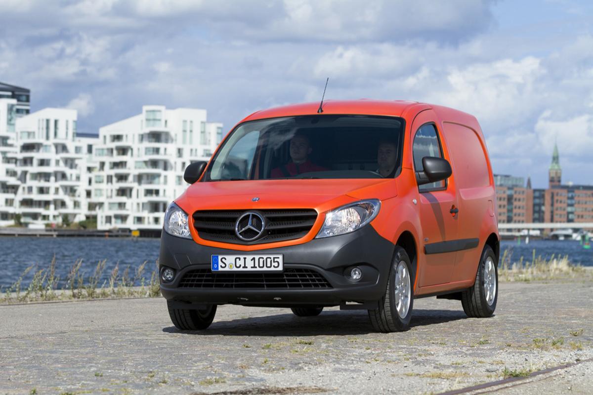 Nueva Mercedes-Benz Citan 2012