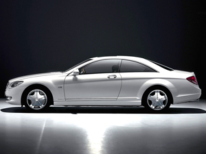 Mercedes-Benz Cl 2009