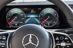Foto Detalles (1) Mercedes Cla Coupe 2019