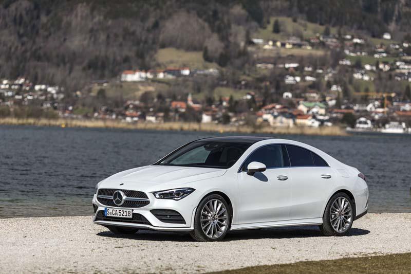 Foto Exteriores (11) Mercedes Cla Coupe 2019