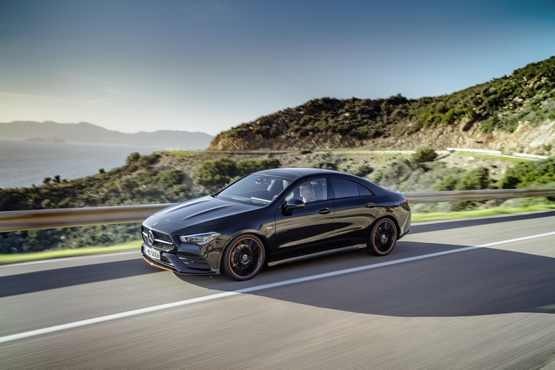 Foto Exteriores Mercedes Cla Coupe 2019
