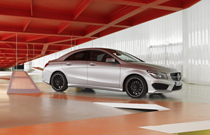 Mercedes-Benz CLA 2013