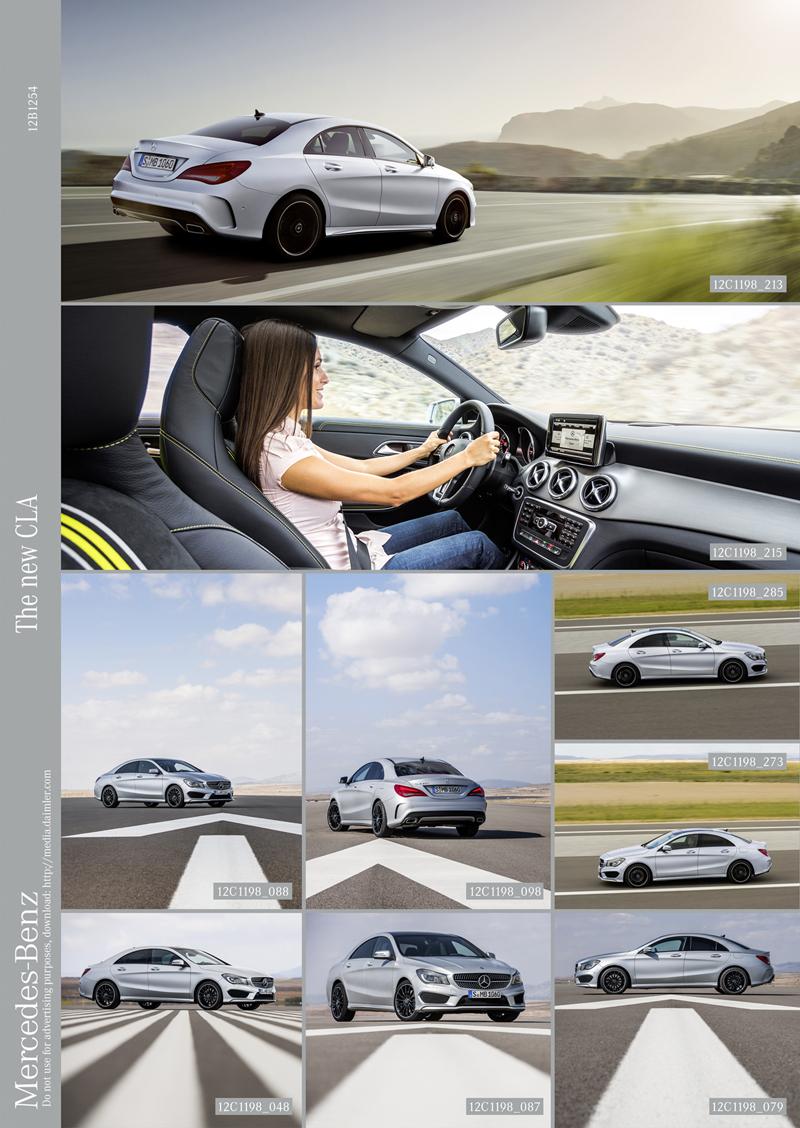 Foto Exteriores Mercedes Cla Class Cupe 2013