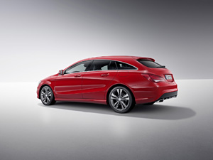 Mercedes-Benz Cla-class-shooting-brake 2015