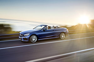 Foto Exteriores (11) Mercedes Clase-c-cabrio Descapotable 2016