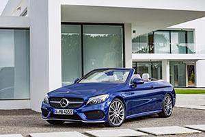 Foto Exteriores (14) Mercedes Clase-c-cabrio Descapotable 2016