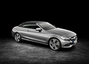 Foto Exteriores (22) Mercedes Clase-c-cabrio Descapotable 2016