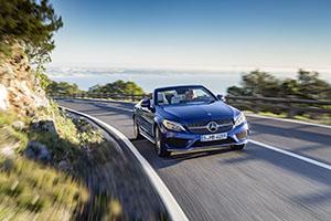 Foto Exteriores (3) Mercedes Clase-c-cabrio Descapotable 2016