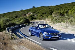 Foto Exteriores (6) Mercedes Clase-c-cabrio Descapotable 2016