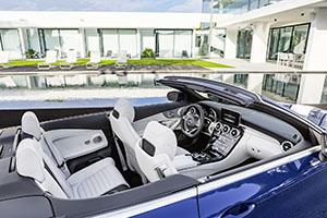 Foto Interiores (1) Mercedes Clase-c-cabrio Descapotable 2016
