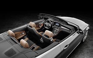 Foto Interiores (5) Mercedes Clase-c-cabrio Descapotable 2016