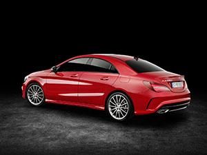 Foto Exteriores (2) Mercedes Clase-cla Sedan 2016
