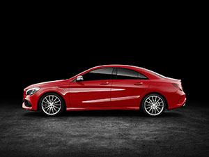 Foto Exteriores (5) Mercedes Clase-cla Sedan 2016
