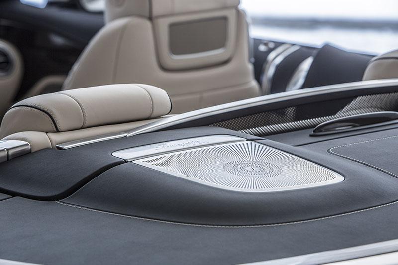 Foto Detalles Mercedes Clase S Cabrio Descapotable 2016