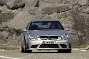Foto Frontal Mercedes Clk-63-amg Cupe 2007