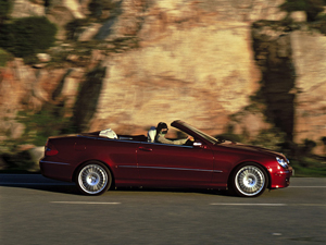 Mercedes-Benz Clk 2008