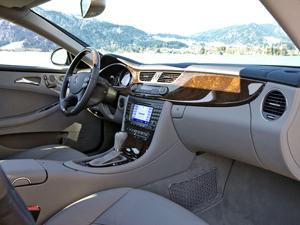 Foto Salpicadero Mercedes Cls class Sedan 2009