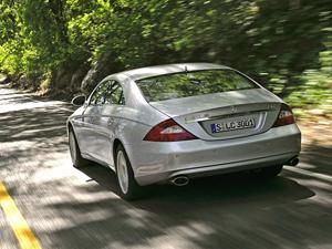 Foto Trasero Mercedes Cls class Sedan 2009